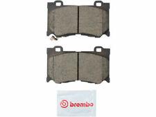 For 2014-2019 Infiniti Q50 Brake Pad Set Front Brembo 25228TM 2015 2016 2017