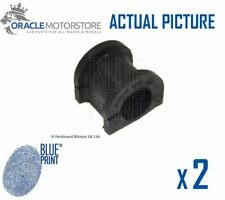 2 x NEW BLUE PRINT FRONT ANTI-ROLL BAR STABILISER BUSH KIT OE QUALITY ADH28068