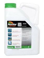 DESHERBANT Roundup ULTIMATE 5L - 480g/l - Glyphosat - Monsanto LIVRAISON EN 24H