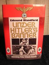 Under Hitler's Banner ~ Edmund Blandford ~ 2001 ~ HB Book ~ Used