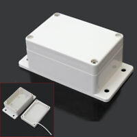 New Waterproof Electronic Project Box Enclosure Instrument Case DIY