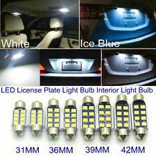 31mm/36mm/39mm/42mm CANBUS SMD LED FESTOON BULB C5W 6411 DE3425 MAP DOME LIGHT