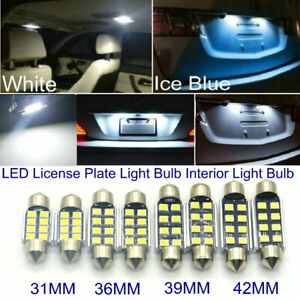 31mm/36mm/39mm/42mm CANBUS LED FESTOON C5W DE3175 MAP DOME LICENSE PLATE LAMPS