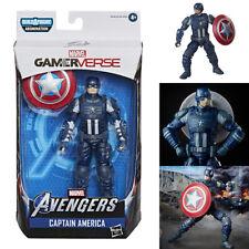 Marvel Legends Captain America from Gamerverse Abomination Build A Figure Wave