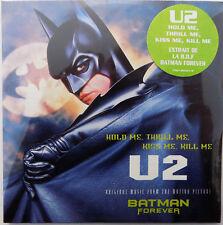 U2 CD D Hold Me, Thrill Me, Kiss Me, Kill Me FRENCH w/ STICKER 3 Track BRAND New