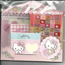 Sanrio Hello Kitty Stationery Envelope Sticker Large Set