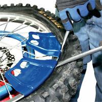 MOTION PRO RIM SHIELD WHEEL PROTECTOR 2 PAIR MOTOCROSS MX OFF ROAD TYRE BIKE NEW