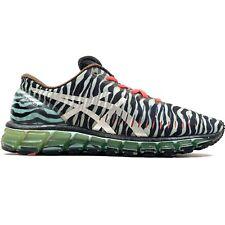 Asics Gel Quantum 360 Zebra Running Sneakers Shoes T5J6N Womens Size 7.5