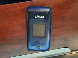 Alcatel-Lucent Go Flip - 4GB - Blue (T-mobile) Smartphone