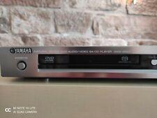 Yamaha DVD-S657 DVD-Player (Titan) ++ 4 Audio-DVD gratis ++
