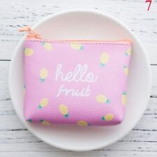 Girls Women Lovely Cartoon Wallet Coin Purse Money Bags Waterproof Pouch Wallets 7