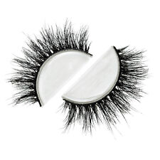 Siberian Real Mink Eyelashes Strip Lashes - Miami (For Lilly)