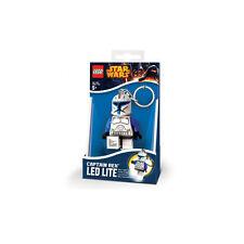 Llavero mini linterna Lego Star Wars - Capitán Rex ¡Oferta!