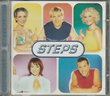 1999 - STEPS - STEPTACULAR CD ALBUM