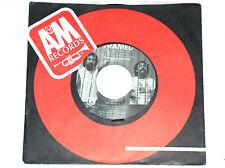 45 RPM Cheech & Chong PROMO Framed Pedros Request 1976 A&M ODE Vinyl 66124 EXVG+