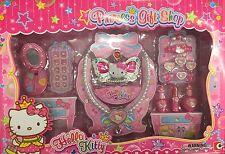 NWT Hello Kitty Princess Gift Shop Set