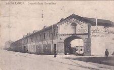 ALESSANDRIA - Cappellificio Borsalino 1916