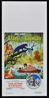 Plakat Die Buch Der Dschungel The Jungle Book Mowgli Walt Disney A N49