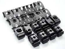 20 X Support de Câble de Frein Tuyau Clips pour Audi Skoda Seat VW