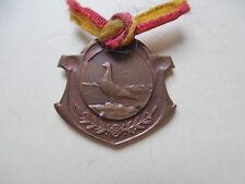 belle medaille sans ruban colombophile