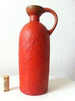 Ruscha Vulcano Vase Lava 60s 70er pop 70s pottery ceramics wgp Fat Lava, roth es
