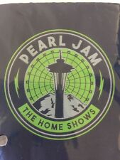 PEARL JAM OFFICIAL SEATTLE CONCERT DRINK COOZIE 2018 THE HOME SHOWS AUGUST 8 10