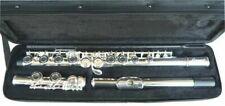 Anaxa F212 Silver Band C Flute