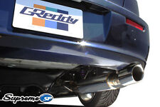 GReddy Supreme SP Axle Back Exhaust System for Mitsubishi Lancer GT 12-14