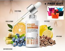 BRTC VITALIZER C-10 Ampoule, Vitamin Essence serum, FREE GIFT - Cosmetic BAG