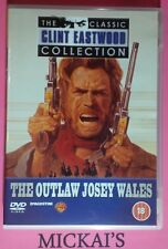 THE OUTLAW JOSEY WALES CLASSIC CLINT EASTWOOD COLLECTION CCECN04 DeAGOSTINI DVD