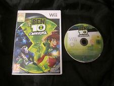 WII : BEN 10 OMNIVERSE - ITA !  Compatibile con Wii U
