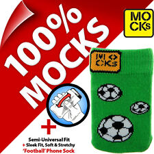 Mocks Football Mobile Phone MP3 Sock Case Cover Pouch Sleeve for iPhone 4S 5S SE