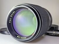 [Near Mint] Contax Carl Zeiss Sonnar T* 135mm f/2.8 MMJ MF Lens for C/Y Japan JP