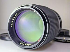 [Near Mint] Contax Carl Zeiss Sonnar T* 135mm f/2.8 MMJ MF Lens for C/Y Japan JP