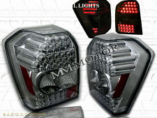 06 07 08-10 DODGE CALIBER SMOKE LED TAIL LIGHTS SMOKE