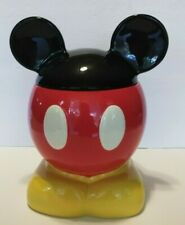 Mickey Mouse Fancy Pants Cookie Jar Disney