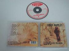 Ziggy Marley/Love is my religion (Cooking vinyl cookcd 382) CD album