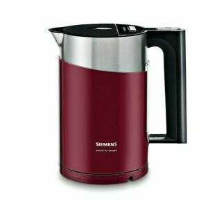 SIEMENS TW 86104P,Kettle,Cranberry Red *NEW* (Free shipping)