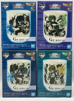 Ichiban Kuji ULTIMATE EVOLUTION With Dragon Ball G Award teacup 4 set from JAPAN