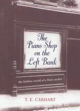 The Piano Shop on the Left Bank: The Hidden World of a Paris A ,.9780701168742