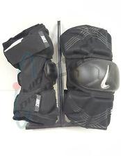 Nike Vapor Lacrosse Arm Pads Black Adult Large Pd Apv503 Bk/Xx Protective Gear