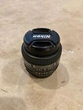 Nikon AF Nikkor 24mm f / 2.8D