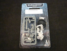 40K Space Marines Blood Angels Sanguinary Priest Metal Blister Pack