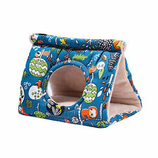 New listing Parrot cage Small Pets Sleeping Mat Pads Sleep Cushions Bed Soft Plush Bird Nest