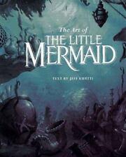 The Art of the Little Mermaid: A Disney Miniature, Jeff Kurtti, Good Book