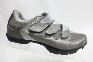 SPECIALIZED Riata Grey Sz 7.5 (38 EU) Women Cycling Shoes