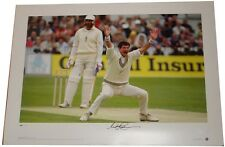 Richard Hadlee SIGNED AUTOGRAPH New Zealand Cricket AFTAL UACC RD