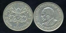 KENYA  1 shilling  1978