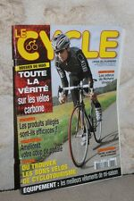 The Cycle - No.333 - November 2004 - Bikes carbone - bikes bicycle touring