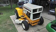 129 internatioal Cub cadet hydrostatic drive mower.very collectable